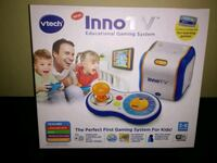 *Christmas Shop* Brand New Kids InnoTV Gaming Center by VTech Lithonia, 30058