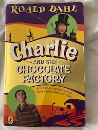 Classic Charlie & chocolate factory boom Mississauga, L5H 1G1
