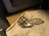Antique Cut Crystal bottle stopper. #2  Los Angeles County, 91311
