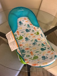 Baby bath seat, fisher price Farm set Edmonton, T5W 0A2