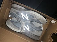 New balance and all white Nike's  Baltimore, 21215