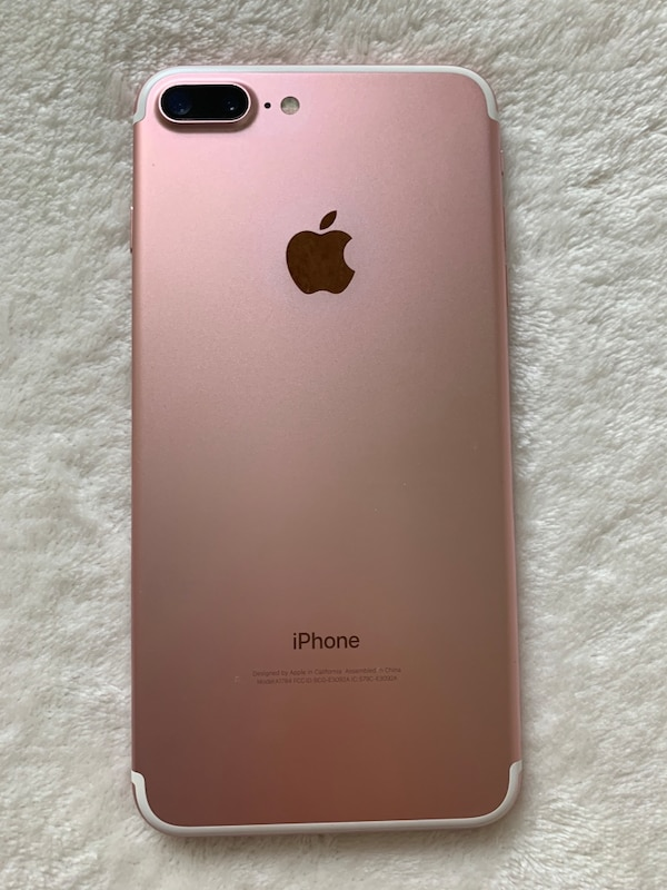 iphone 7 Plus  Rose Gold 265 GB 005da2e2-eeb3-4d93-8b71-830f77edf22d