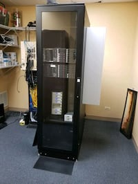 Computer server and data cabinet (OBO or TRADE) Hinsdale, 60521