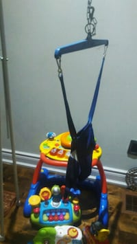 Baby toys swing all only $50 obo Toronto, M4C 5J6