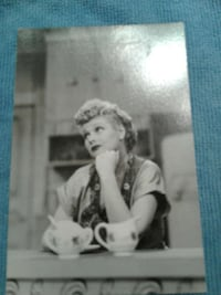 I love Lucy post card episode 38 the operetta Ajax, L1S 2Y8