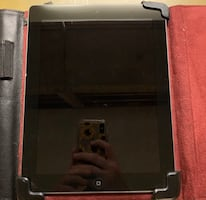 iPad First Generation With Case
