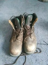 Brahma insulated boots
