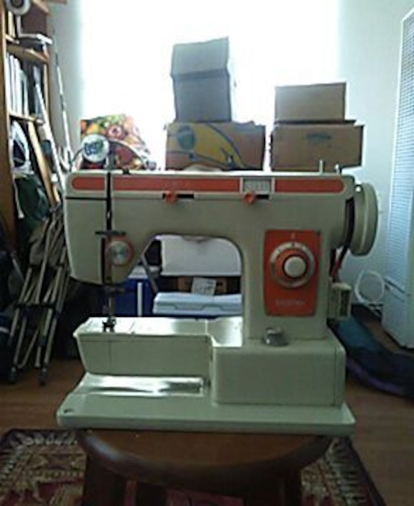 Used Brother Riviera 40 Heavy Duty Sewing Machine For Sale In Awesome Brother Sewing Machine Heavy Duty