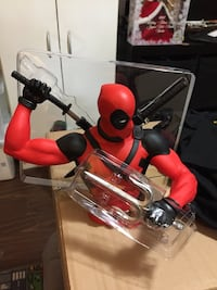 Bust bank deadpool with swords Richmond Hill, L4C 1P1