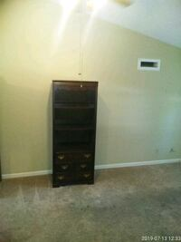Solid Cherry Wooden Dresser with Shelves and Light Jeffersonville, 47130