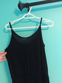 BLACK H&M ROMPER London, N5X 0H2