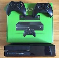 Xbox One Special Edition! Modern Warfare, Madden 2K, 7 Games!