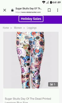white and multicolored floral pants screenshot Winnipeg, R2P 1G3
