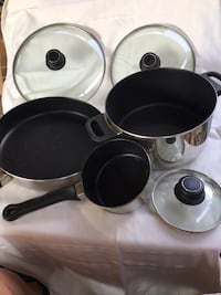 Ultrex Cookware Set with lids New Orleans, 70121