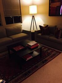 Room and Board Sofa and love seat along with the coffee table Irvine, 92618
