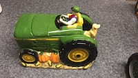 green and yellow John Deere ride on toy car Adairville, 42202
