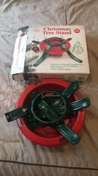 Christmas tree stand NEW  North Plainfield, 08812