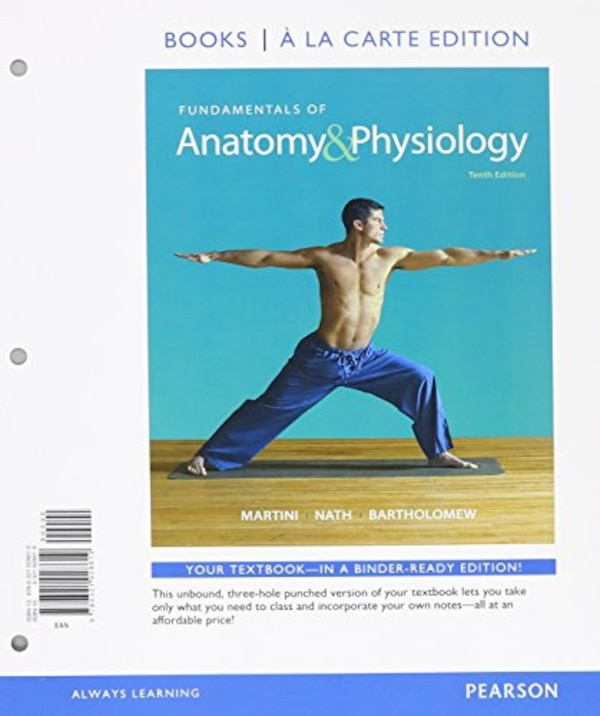 Used Anatomy & Physiology textbooks and Lab book for sale in Mokena ...