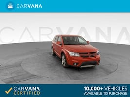 2018 Dodge Journey suv GT Sport Utility 4D Red