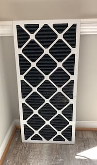 Nordic Pure Carbon Air Filter 14x30x1 Herndon, 20170