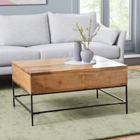 West Elm Coffee Table Washington