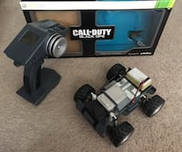 Call of Duty Black Ops -RC-XD video surveillance vehicle Hayward, 94544
