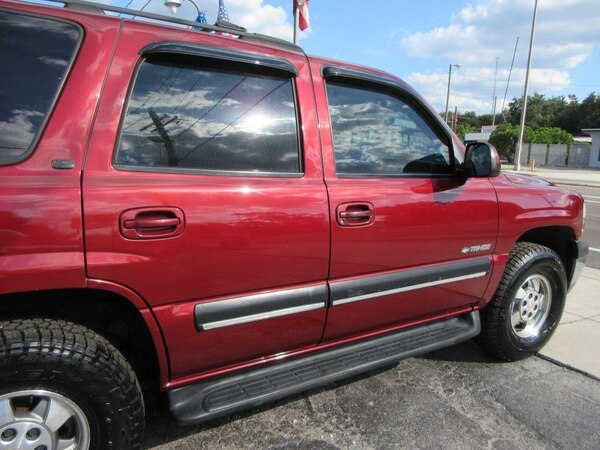 Used Chevrolet Tahoe 2001 For Sale In Tampa