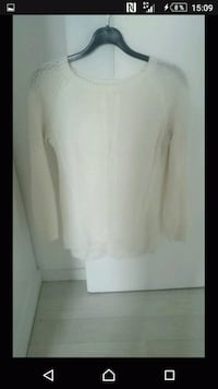 Pull blanc  Sarcelles, 95200