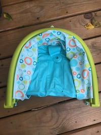 baby's green and blue activity gym Germantown, 20874