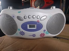 Radio/CD player
