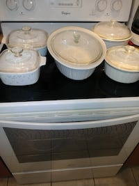 89$ set corning ware cookware never used Lutz, 33549