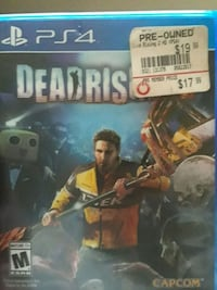 Deadrising 2 ps4 Bakersfield, 93304