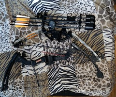 BearX Kronicle crossbows