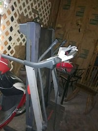 black and gray elliptical trainer Indian Trail, 28079