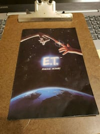 Atari E.T. GAME CARTRIDGE MANUAL 800xl