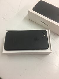 ブラックiPhone 7 with box Kawasaki-Ku, Kawasaki, 210-0845