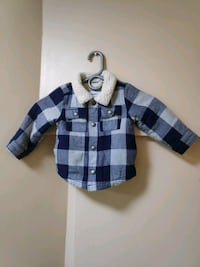 Cotton linned Checkered Jacket