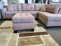 SECTIONAL WITH OTTOMAN (SOFA SALA)  Hawaiian Gardens, 90716
