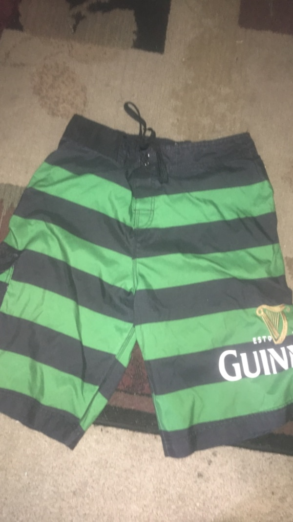 ca1af8864e Used Guiness Beer swim trunks for sale in Thousand Oaks - letgo