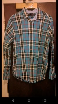Tommy Hilfiger Men's Plaid Shirt Toronto, M5G 2C8