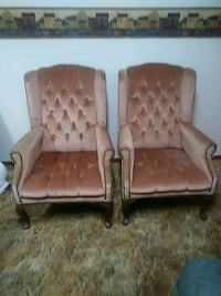 Two wingback chairs Elkhart, 46516