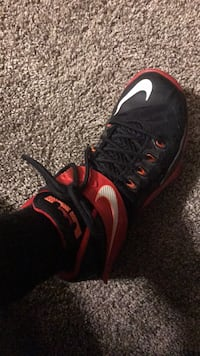 $27 LeBron James's basketball shoes!