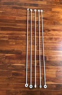 "56"" Curtain Rods Mississauga, L5R 4H8"
