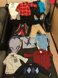 Baby 9-12month clothes