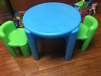Little tikes table & chair set Fairfax, 22033