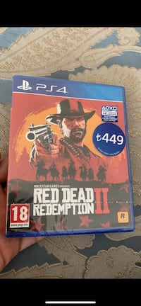 Red dead 2 Ps4 Başakşehir, 34480