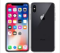 iPhone X for sale or trade /w cash Fairbanks, 99709