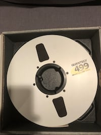 Quantegy 499 2 inch studio tape Los Angeles, 90039