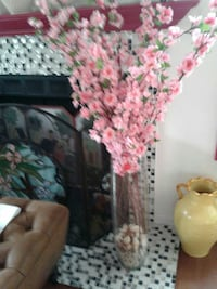 pink flower decor Gaithersburg, 20879