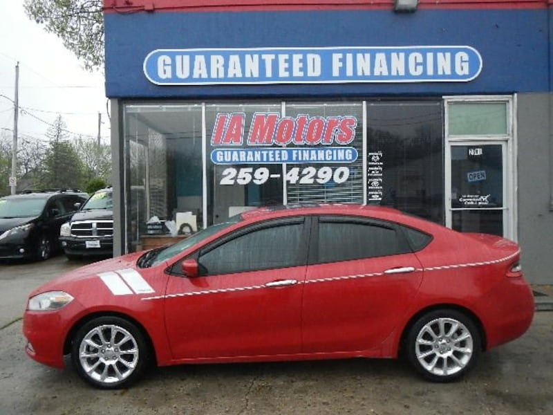 2013 Dodge Dart *FROM $499 DOWN! Limited! SPORTY! 1